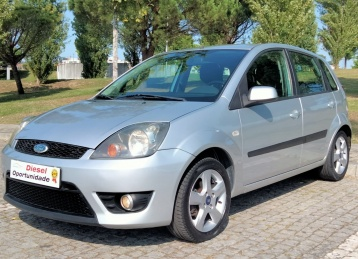 Ford Fiesta 1.4 TDCI AMBIENCE