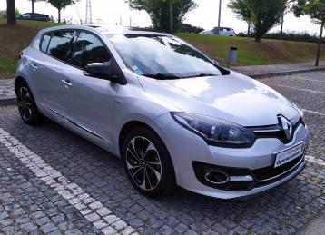 Renault Mégane 1.5DCI VERSÃO BOSE EDITION SS c/ duplo teto de abrir