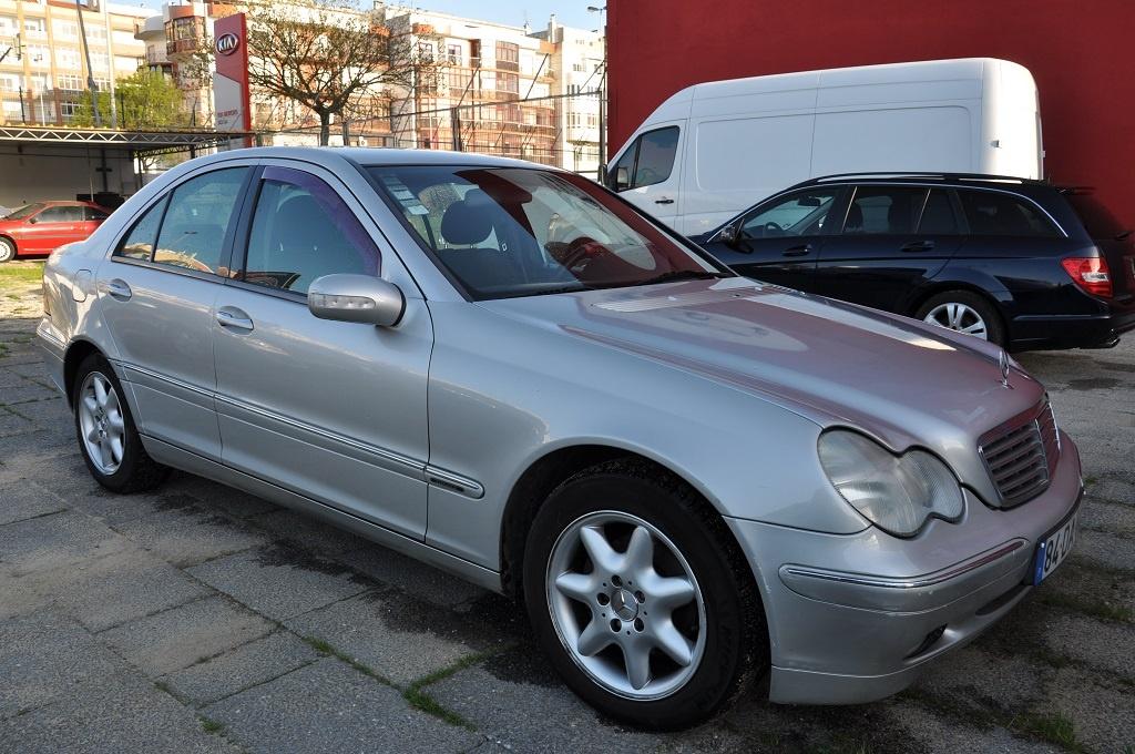 Mercedes-Benz C 220 Cdi Elegance Automatico