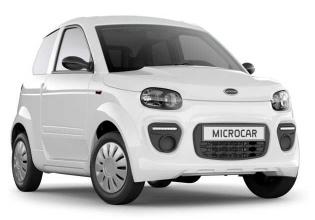 Microcar MGO 6 INITIAL         EM STAND