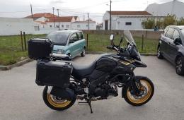 Suzuki DL 1000 XA V-Strom