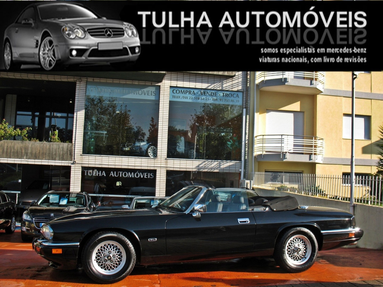 Jaguar XJS 4.0  Coupe Cabrio Cx. Automática