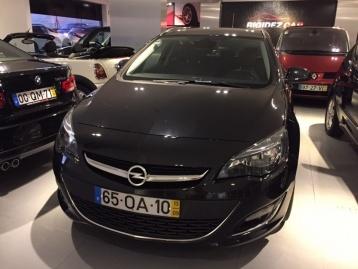 Opel Astra sports tourer 1.7 Cdti sport