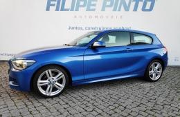 BMW 118 D Pack M - 3 Portas