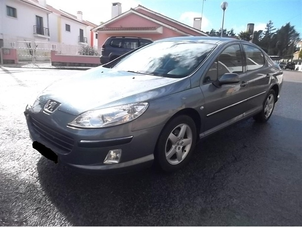 Peugeot 407 1.6 HDi Griffe (109cv) (4p)