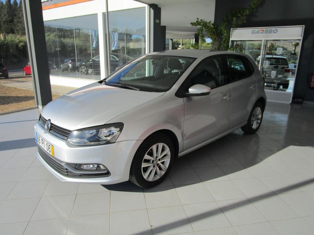 Vw Polo 1.4 TDi Confortline