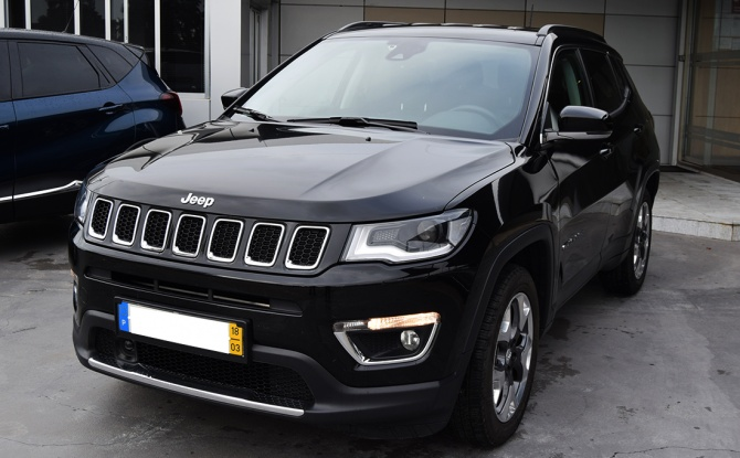 Jeep Compass 1.6 MULTIJET LIMITED 120 CV