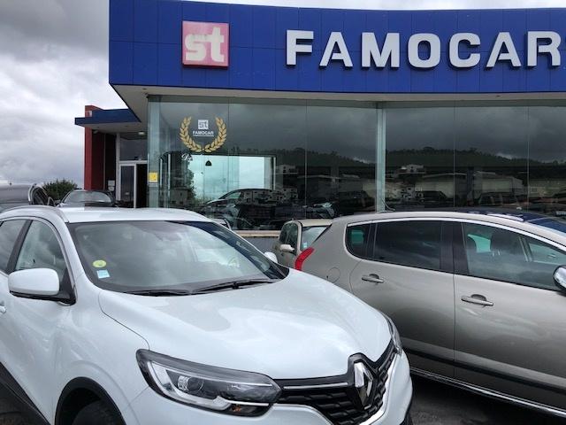 Renault Kadjar 1.5 dci Aut