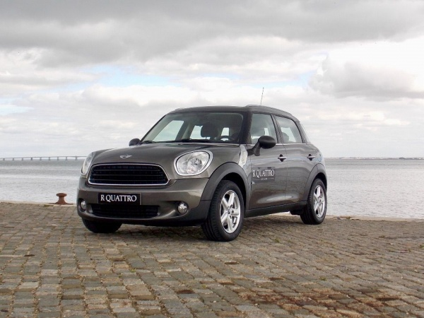 Mini Countryman One D Nacional