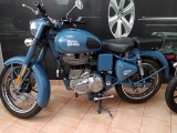 ROYAL Enfield Bullet Classic 500 Squadron Blue