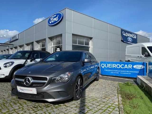 Mercedes-Benz CLA 200 d Urban Shooting Break
