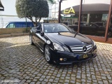Mercedes-benz E 220 Cabrio Amg BlueEFFIC
