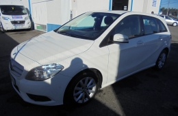 Mercedes-Benz B 180 CDI BlueEfficiency