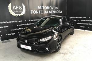 Honda Civic 1.6 I-DTEC ELEGANCE C. NAVI