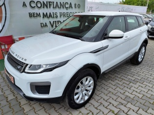 Land Rover Evoque 2.0 TD4 HSE Dynamic Auto