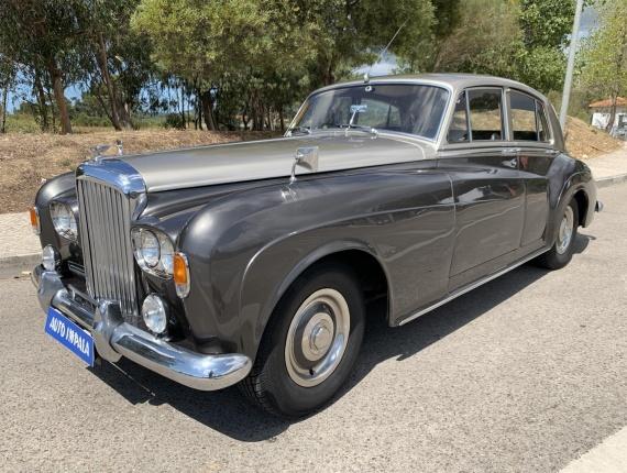 Bentley S3 Large saloon