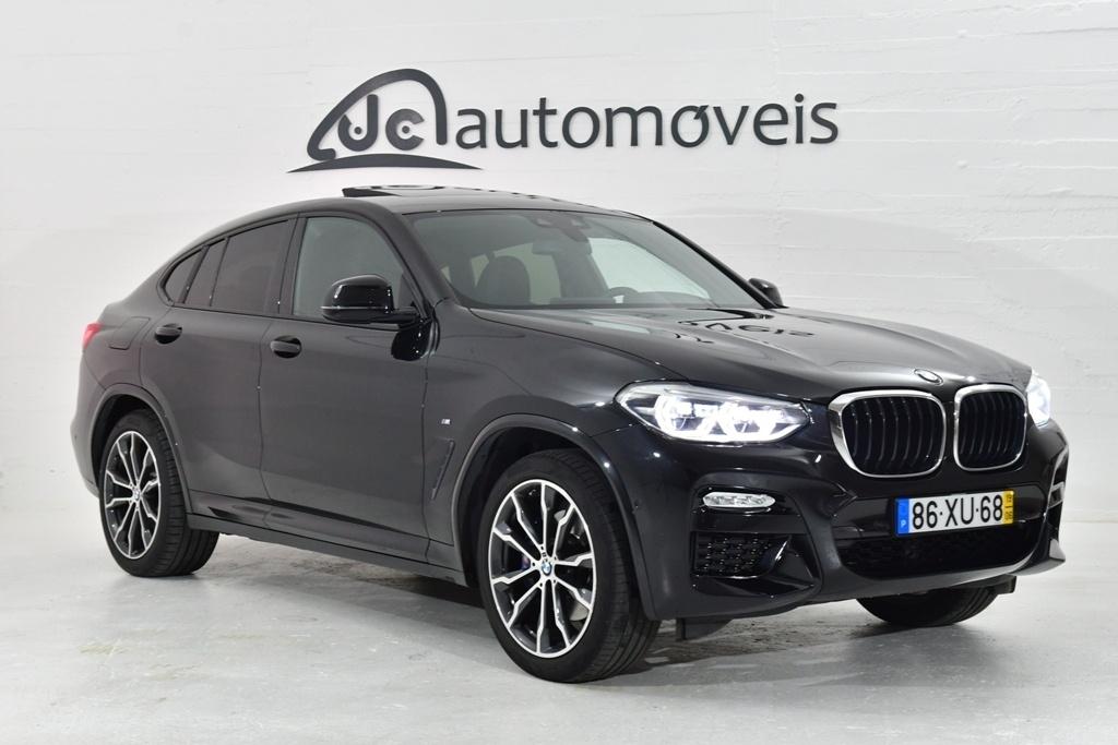 BMW X4 25d XDrive Pack M Aut.