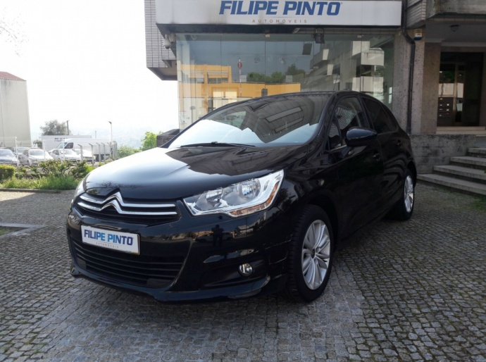 Citroën C4 1.2 Puretech S&S CV M6 Collection