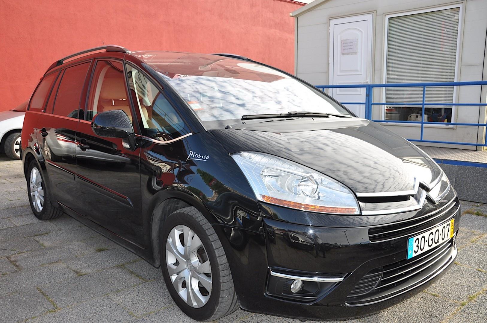 Citroën C4 Grand Picasso 1.6Hdi Exclusive