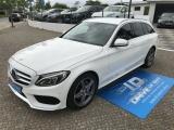Mercedes-Benz C 220 BlueTEC AMG Line Aut. 170 cv