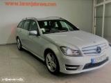 Mercedes-benz C 220 CDI AMG BE