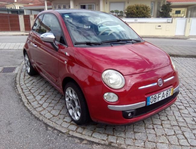Fiat 500 1.3 M-Jet Sport