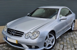 Mercedes-Benz CLK 220 CDI Pack AMG