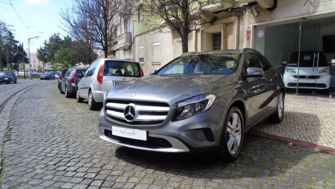 Mercedes-benz Gla 200 CDi BE Urban Aut.