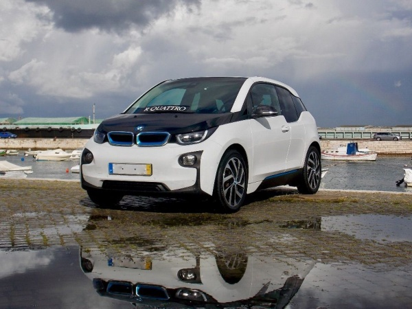 Bmw I3 94Ah IVA Dedut. C/ Driv. Assist.