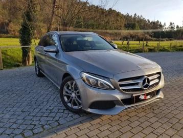 Mercedes-benz C 200 BlueTEC Avantgarde