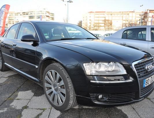Audi A8, 2007