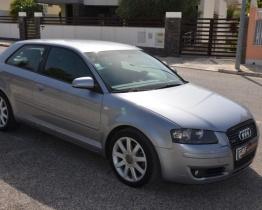 Audi A3 2.0 TDi S-line DSG