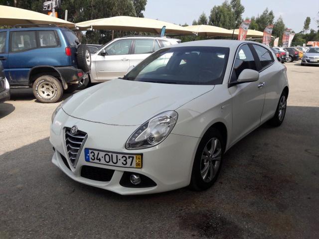 Alfa Romeo Giulietta 1.6 JTDm Distinctive