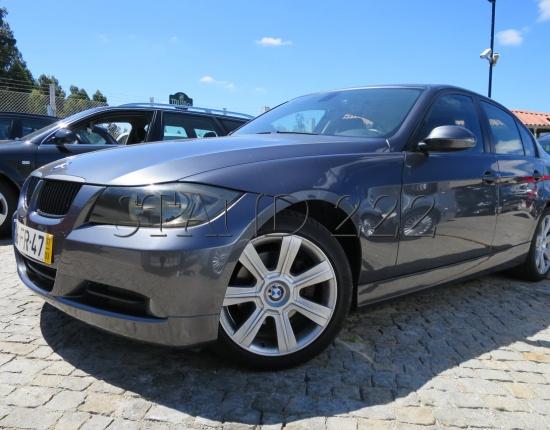 BMW 320, 2007