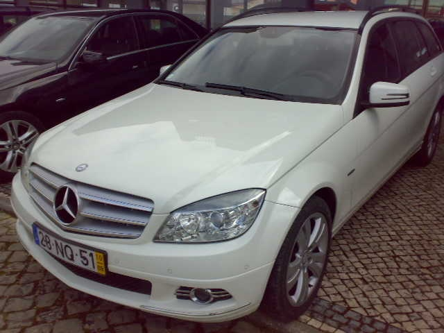 Mercedes-Benz C 220 CDI Blue EFFICIENCY Station Avantgarde
