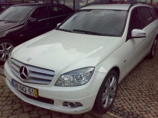 Mercedes-Benz C 220, 2010