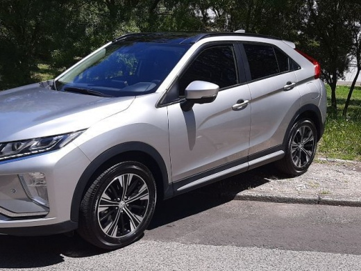 Mitsubishi Eclipse cross 1.5 MIVEC Instyle