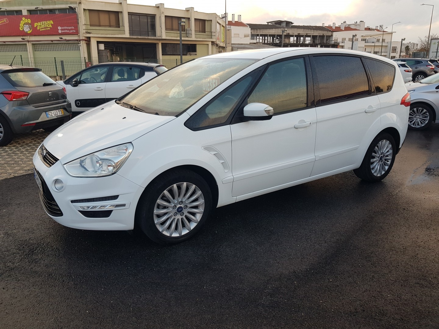Ford S-Max 1.6tdci