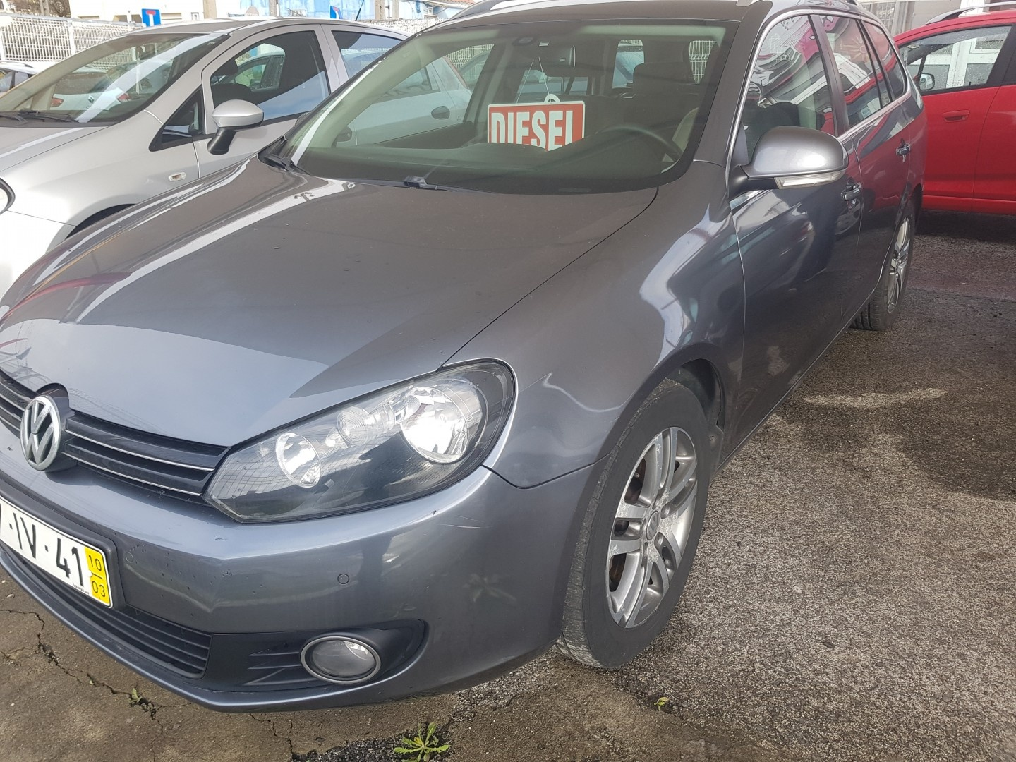 Vw Golf Variant 1.6tdi