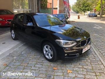 BMW 116 D LINE SPORT GARANTIA ATE 5 ANOS