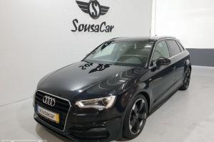Audi A3 sportback 2.0 TDi S-line Plus