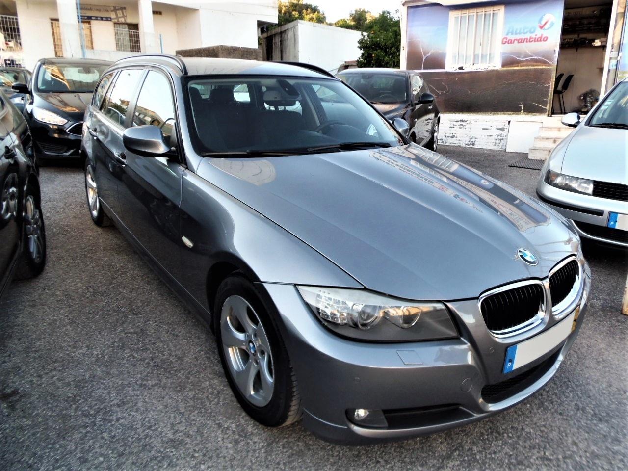 BMW Série 3 318DTouring Navigation