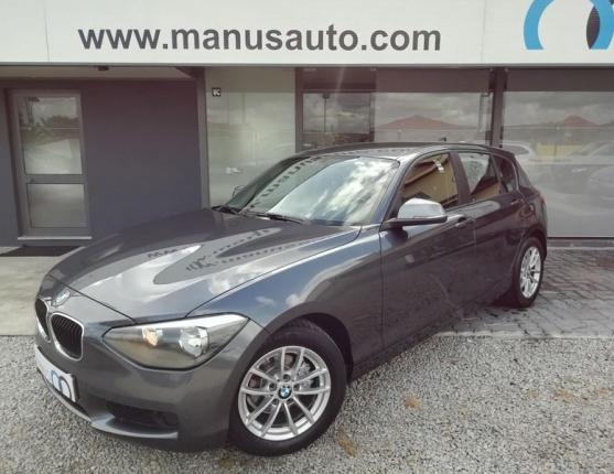 BMW 116, 2014