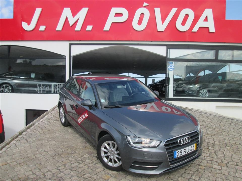 Audi A3 Sportback 2.0 TDI Business Line Attraction