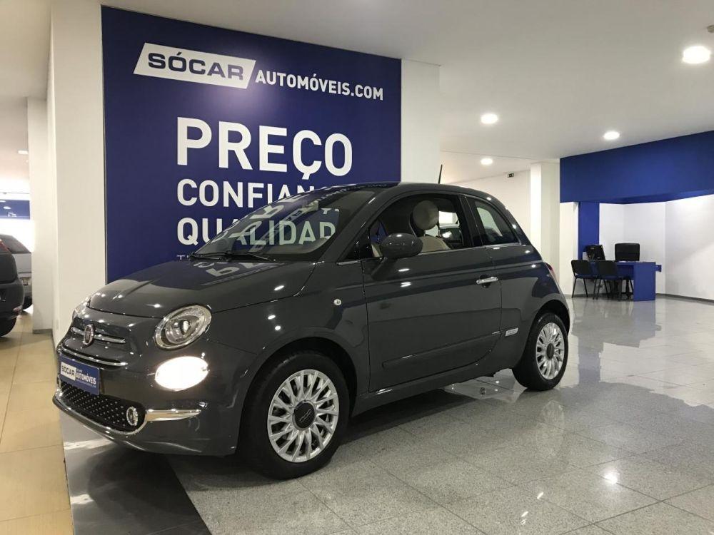 Fiat 500 1.2 NACIONAL NEW LOUNGE COM TELEFONE
