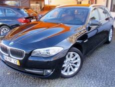 BMW 525 Da Touring 218 cv