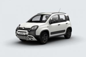 Fiat Panda CITY CROSS 1.2 8V 69CV WAZE