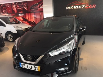 Nissan Micra 1.5 Dci n-connecta GPS
