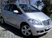 Mercedes-benz A 160 BlueEfficiency (187€ mês)
