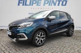 Renault Captur 0.9TCE Exclusive GPS/Leds